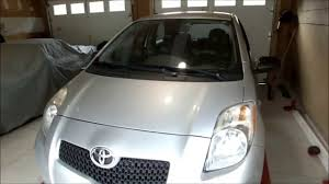 Change Your Air Filter Toyota Yaris Easiest in the World - YouTube