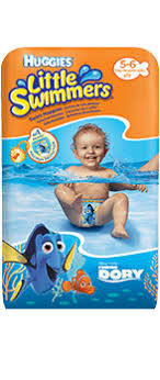 Swimming Nappy Pants Huggies Little Swimmers