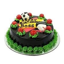 Happy Birthday Boss Chocolate Cake Online Cake Delivery Birthday