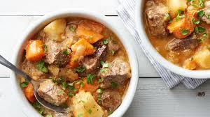 instant pot basic beef stew