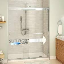 frameless sliding shower door medium size of trendy doors picture concept glass do sofa kohler fluence