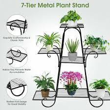 32 5 in indoor outdoor metal plant