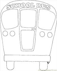 Small Picture School Bus Coloring Page Free School Coloring Pages