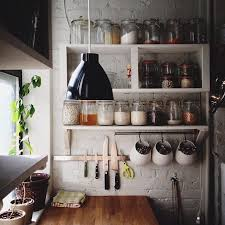 Kitchen Wall Shelving Kitchen Kitchen Wall Shelves Regarding Splendid Open Wall