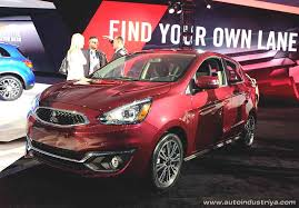 2018 mitsubishi attrage. modren attrage report nextgen mitsubishi mirage to go turbo image throughout 2018 mitsubishi attrage h