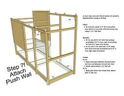 sample page of portable en house plans page 7f from the happy valley hen