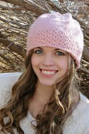 Knit Hat Patterns Cool Little Miss Stitcher Serendipity Knit Hat Free Pattern