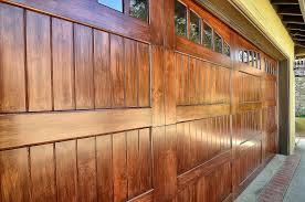 wood garage door panelsPainted Wood Garage Door Panels  John Robinson House Decor