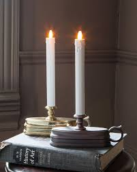 Battery Operated Window Lights Battery Operated Window Candles Set Of 2 Balsam Hill