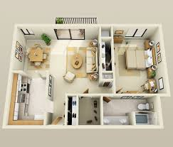 with 960 square feet of living space this one bedroom and one bathroom oasis is