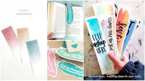 Bookmark Designs To Print 73 Cool Homemade Diy Bookmark Design Ideas For Reading