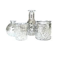silver mercury vases assorted silver mercury bud vases enchanted emporium silver mercury glass vases whole silver