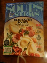 details about better homes gardens soups stews 2018 new 80 recipes