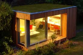 backyard office prefab. innovatiove art studio design prefab garden ecofriendly mini green backyard office e