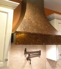 hammered copper range hood. Brilliant Hood Throughout Hammered Copper Range Hood