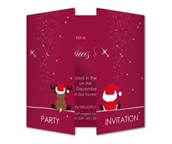 Template For Christmas Party Invitation Christmas Party Invitations Planet Cards Co Uk