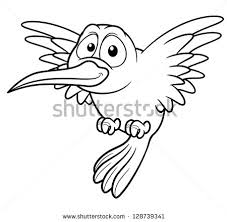 Small Picture Cartoon Hummingbird Stock Images Royalty Free Images Vectors