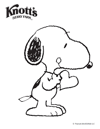 Small Picture Best Snoopy Friends Coloring Pages Contemporary Printable