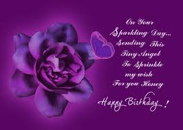 A Sparkling Wish For Someone Special Free Happy Birthday Ecards