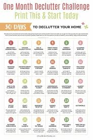 de clutter declutter your home in 30 days with this free declutter challenge