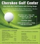 Christians In Business - Cherokee Golf Center - Details