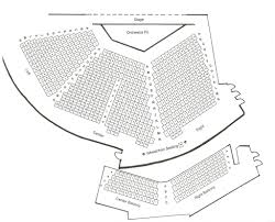 Westport Playhouse St Louis Seating Chart Seating Chart Edison Theater Washington University