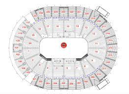 Hurricanes Seating Chart View 38 Actual Bulls Seats View