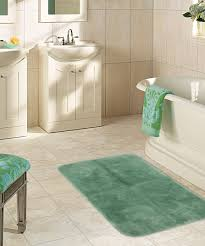 extra large cotton green bath rugs with latex backing and unique bathtub