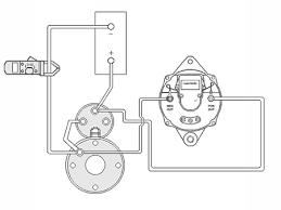 prestolite leece neville figure 20 starter motor test positive cable