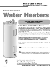 ge water heater manuals manualowl com ge ge50t06aag use and care manual