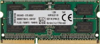 <b>Модуль памяти KINGSTON</b> VALUERAM KVR16LS11/8 <b>DDR3L</b> - 8ГБ