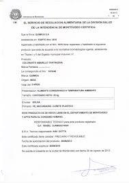 Amarillo Tartrazina Qu Mica Sa