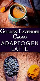 Many pregnant women are concerned about their coffee intake, whether they're struggling through fatigue with a first pregnancy or trying to keep up with an active toddler while expecting another child. This Vegan Golden Lavender Cacao Adaptogen Latte Was Inspired By And Uses Rasa Koffee S Amazing Herbal Coffee Alternat Herbal Coffee Vegan Latte Cacao Recipes