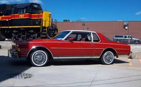 Car Show Classic: 1977 Chevrolet Caprice Classic Landau Coupe ...