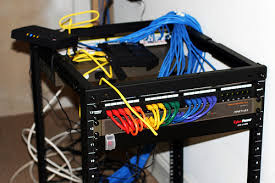 nerding out how we wired our house for ethernet offbeat home life patch cables