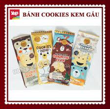 Bánh_Cookies_Kem_Gấu_ThaiLand... - Bánh kẹo Thái Lan giá sỉ