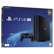 Máy Chơi Game PS4 Pro 7218B 1TB Chính Hãng Bảo Hành 24 Tháng