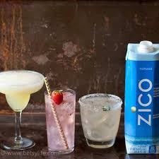 3 awesome coconut water tails