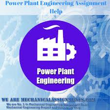 power plant engineering mechanical engineering assignment help and power plant engineering assignment help