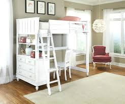 loft bed with desk white large size of loft bed with desk white exquisite twin loft