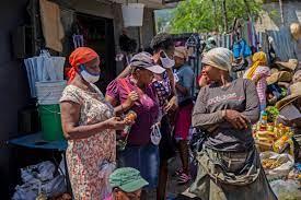 Haiti fights large COVID-19 spike as it ...