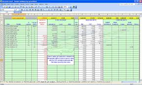 Free Excel Accounting Templates Small Business Natural Buff Dog