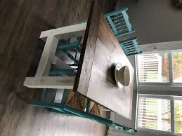 Farmhouse Kitchen Table Wood Furniture Creations