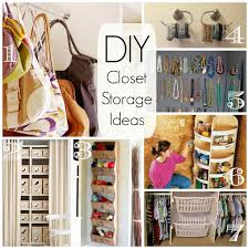 Storage For Bedrooms Without Closets Space Saving Closet Closet Storage Organization