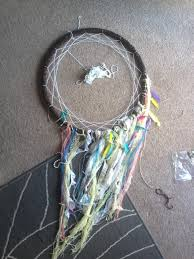 Where To Buy Dream Catcher Hoops DIY HULA HOOP DREAMCATCHER Life By Mom 58