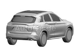 2018 infiniti qx50. interesting 2018 infinitiqx50designpatent05 for 2018 infiniti qx50