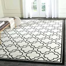 luxury outdoor rugs of found it at ivory anthracite area rug wayfair indoor round