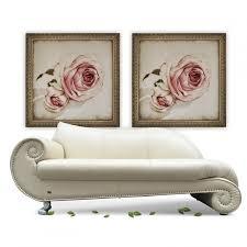 Bretz Sofa Creme Beige Leder Designmöbel Recamiere Gaudi