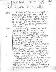 Thatsnotus ~ Persuasive Essay Page1 Bullying Example 004 On Harris