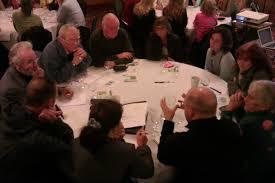 round table discussions at birmingham sustaility forum